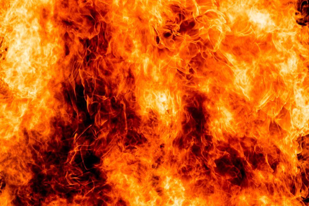 ПЧ 41. Пожар 21